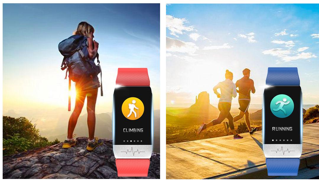 Munimalist Style Smart Watch