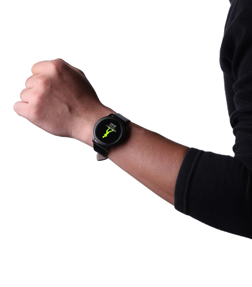 Waterproof Unisex Smart Watch